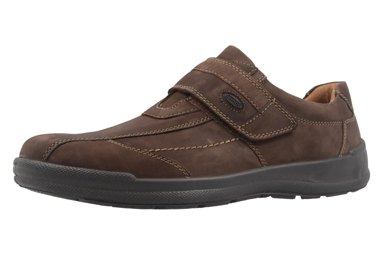JOMOS - Herren Slipper - Braun Schuhe in Übergrößen – Bild 1