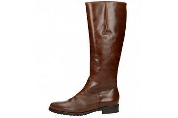 GABOR - Damen Stiefel - Braun Schuhe in Übergrößen