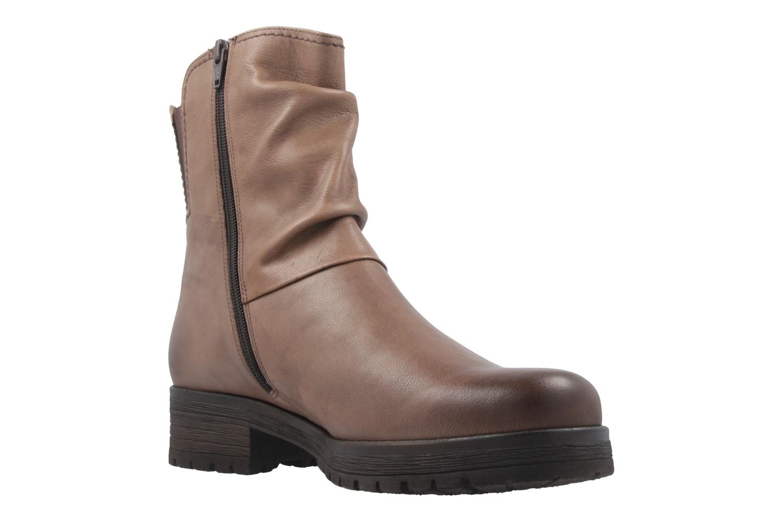 GABOR comfort - Damen Boots - Braun Schuhe in Übergrößen – Bild 5