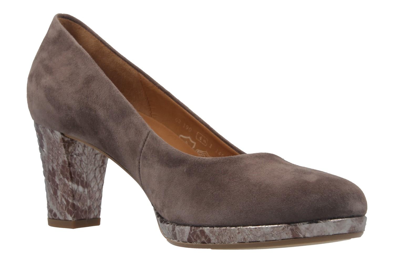 GABOR comfort - Damen Pumps - Braun Schuhe in Übergrößen – Bild 5