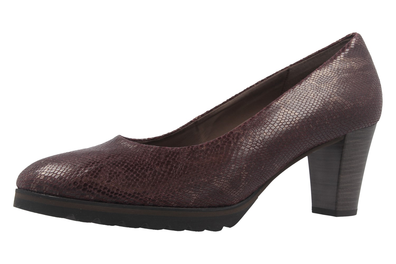 GABOR comfort - Damen Pumps - Lila Schuhe in Übergrößen – Bild 1
