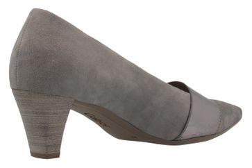 GABOR - Damen Pumps - Grau Schuhe in Übergrößen – Bild 3