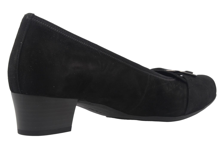 GABOR comfort - Damen Pumps - Schwarz Schuhe in Übergrößen – Bild 3
