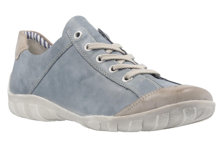 REMONTE - Damen Halbschuhe - Blau Schuhe in Übergrößen – Bild 5