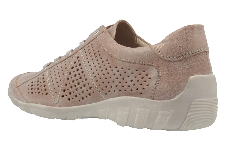 REMONTE - Damen Halbschuhe - Rosa Schuhe in Übergrößen – Bild 2