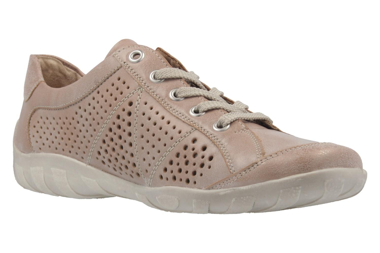 REMONTE - Damen Halbschuhe - Rosa Schuhe in Übergrößen – Bild 5