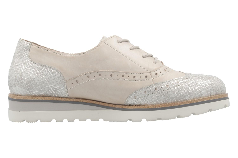 REMONTE - Damen Halbschuhe - Beige Schuhe in Übergrößen – Bild 4