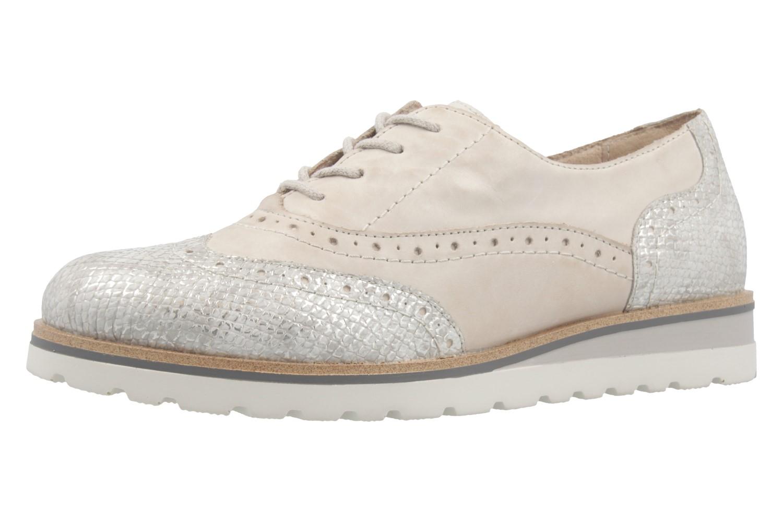 REMONTE - Damen Halbschuhe - Beige Schuhe in Übergrößen – Bild 1