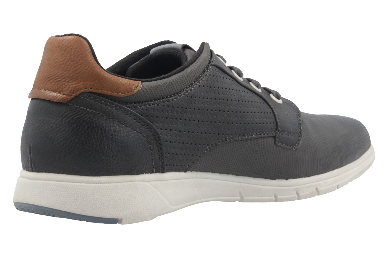 MUSTANG - Herren Sneaker - Grau Schuhe in Übergrößen – Bild 3