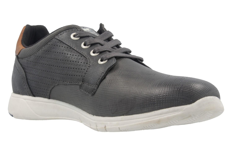 MUSTANG - Herren Sneaker - Grau Schuhe in Übergrößen – Bild 5