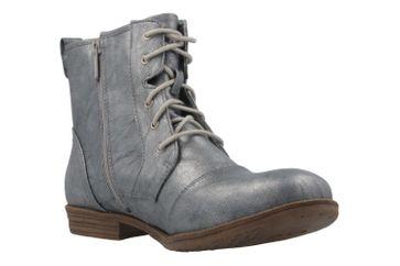 Mustang Shoes Boots in Übergrößen Blau 1157-543-852 große Damenschuhe – Bild 5