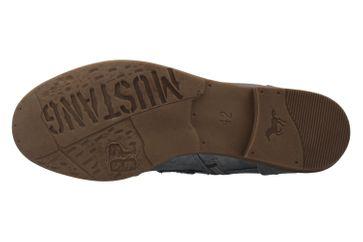 Mustang Shoes Boots in Übergrößen Blau 1157-543-852 große Damenschuhe – Bild 6