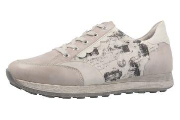 Remonte Sneaker in Übergrößen Grau D1808-80 große Damenschuhe