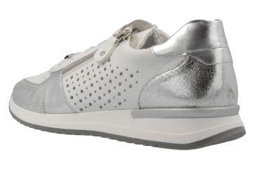 Remonte Sneaker in Übergrößen Weiß R7003-80 große Damenschuhe – Bild 2