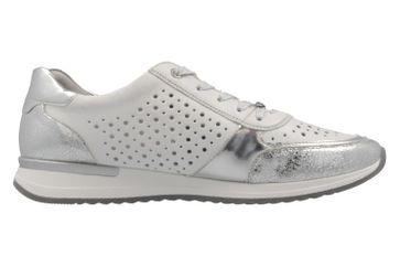 Remonte Sneaker in Übergrößen Weiß R7003-80 große Damenschuhe – Bild 4