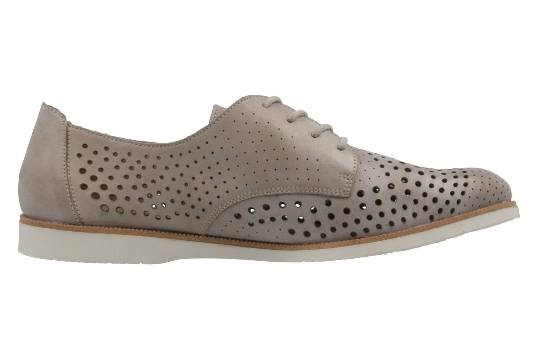 REMONTE - Damen Halbschuhe - Grau Schuhe in Übergrößen – Bild 4