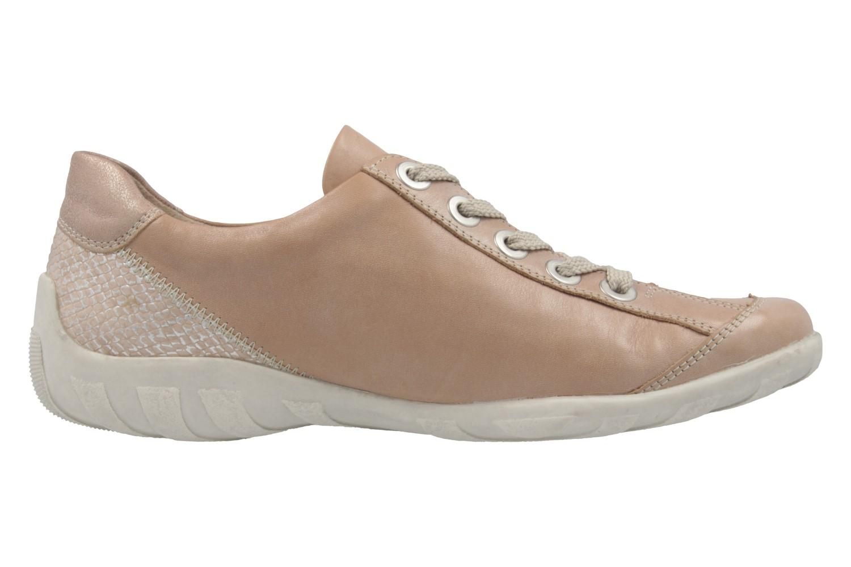 REMONTE - Damen Halbschuhe - Rosa Schuhe in Übergrößen – Bild 4