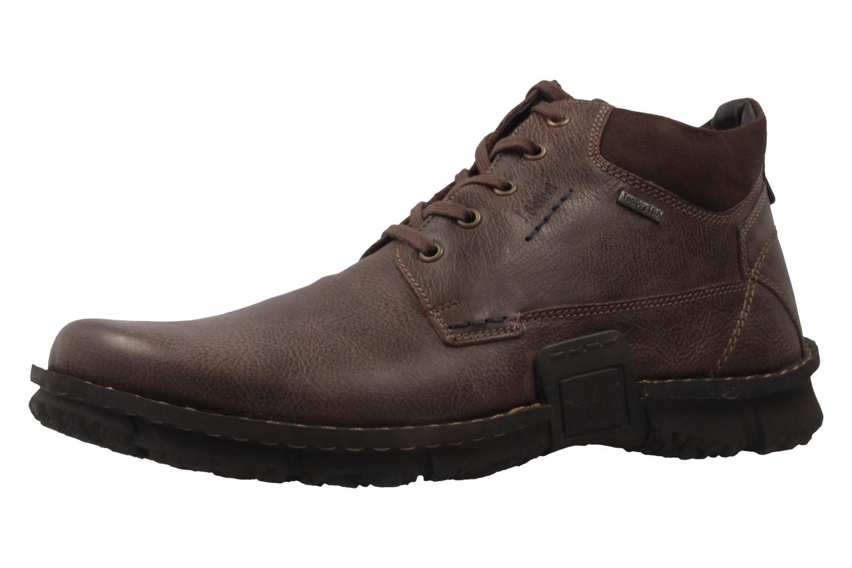 JOSEF SEIBEL - Willow 24 - Herren Boots - Braun Schuhe in Übergrößen – Bild 1