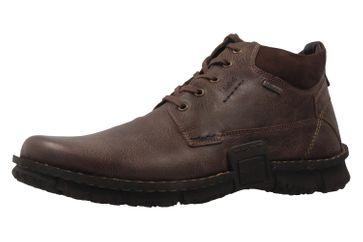 JOSEF SEIBEL - Willow 24 - Herren Boots - Braun Schuhe in Übergrößen