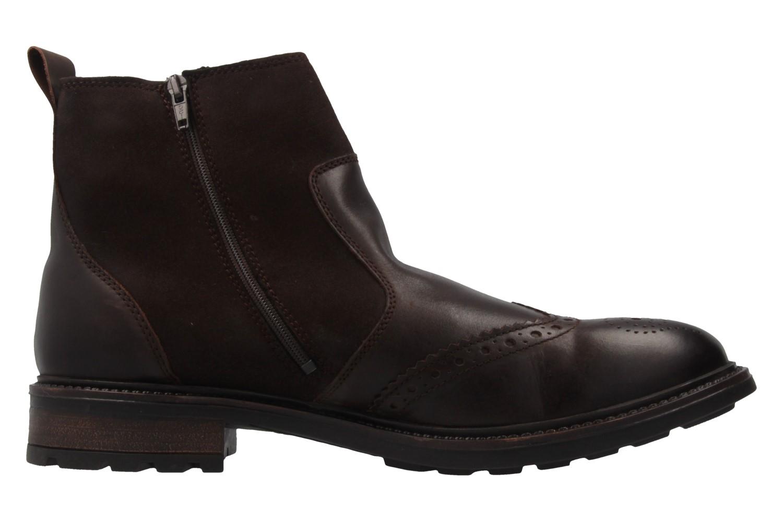 JOSEF SEIBEL - Herren Chelsea Boots - Oscar 21 - Braun Schuhe in Übergrößen – Bild 4