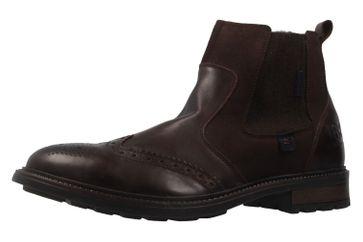JOSEF SEIBEL - Herren Chelsea Boots - Oscar 21 - Braun Schuhe in Übergrößen – Bild 1