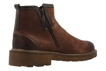JOSEF SEIBEL - Herren Chelsea Boots - Monaco 02 - Braun Schuhe in Übergrößen – Bild 3