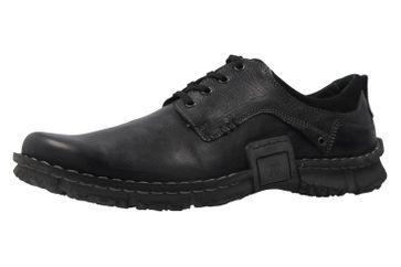 JOSEF SEIBEL - Herren Halbschuhe - Willow 30 - Schwarz Schuhe in Übergrößen