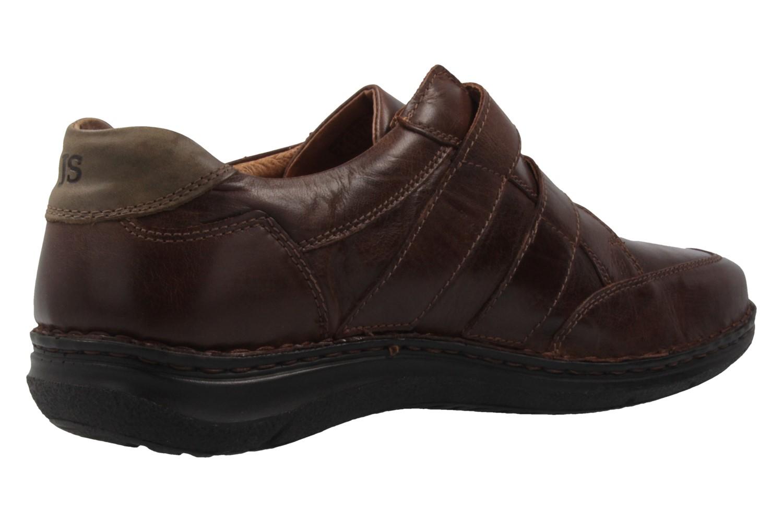 JOSEF SEIBEL - Herren Halbschuhe - Anvers 45 - Braun Schuhe in Übergrößen – Bild 3