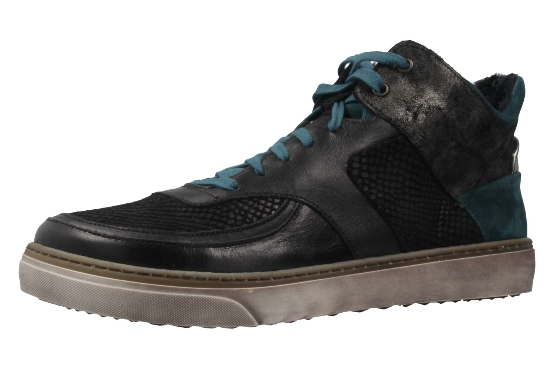 JOSEF SEIBEL - Damen Boots - Caro 01 - Schwarz Schuhe in Übergrößen – Bild 1