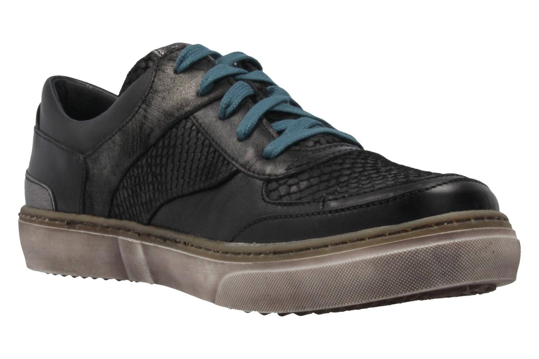 JOSEF SEIBEL - Damen Halbschuhe - Caro 03 - Schwarz Schuhe in Übergrößen – Bild 5