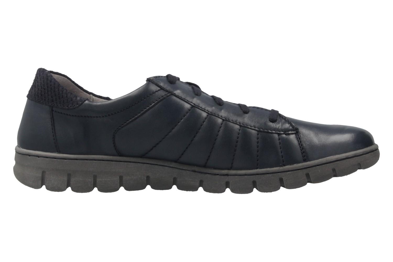 JOSEF SEIBEL - Damen Halbschuhe - Steffi 01 - Blau Schuhe in Übergrößen – Bild 4