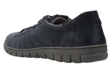 JOSEF SEIBEL - Damen Halbschuhe - Steffi 01 - Blau Schuhe in Übergrößen – Bild 2