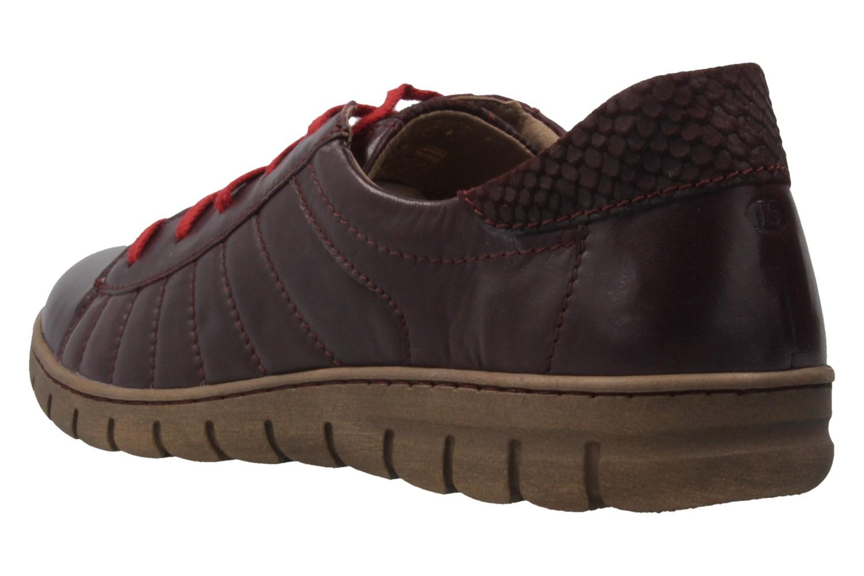 JOSEF SEIBEL - Damen Halbschuhe - Steffi 01 - Rot Schuhe in Übergrößen – Bild 2