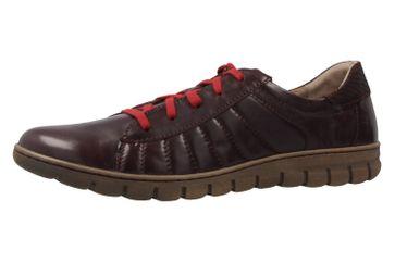 JOSEF SEIBEL - Damen Halbschuhe - Steffi 01 - Rot Schuhe in Übergrößen