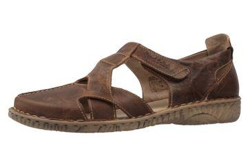 JOSEF SEIBEL - Damen Sandalen - Francesca 09 - Braun Schuhe in Übergrößen – Bild 1
