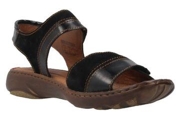 JOSEF SEIBEL - Damen Sandalen - Debra 19 - Schwarz Schuhe in Übergrößen – Bild 5
