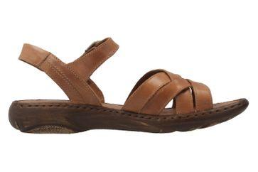 JOSEF SEIBEL - Damen Sandalen - Debra 23 - Braun Schuhe in Übergrößen – Bild 4
