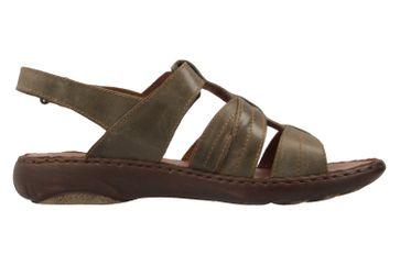JOSEF SEIBEL - Damen Sandalen - Debra 27 - Oliv Schuhe in Übergrößen – Bild 4