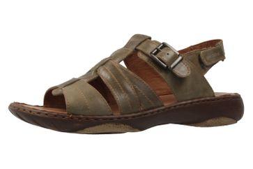 JOSEF SEIBEL - Damen Sandalen - Debra 27 - Oliv Schuhe in Übergrößen – Bild 1