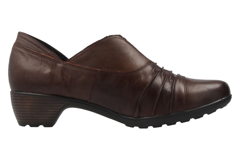 ROMIKA - Damen Trotteur Pumps - Banja 04 - Braun Schuhe in Übergrößen – Bild 4
