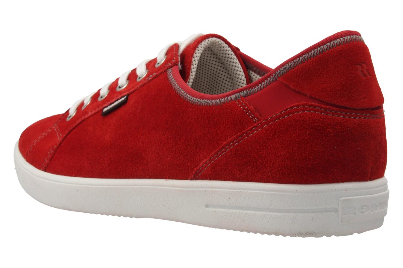 ROMIKA - Damen Halbschuhe - Nadine 10 - Rot Schuhe in Übergrößen – Bild 2