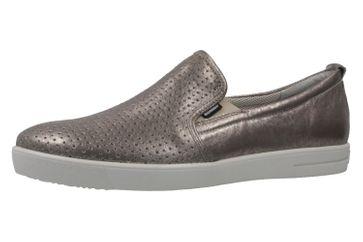 ROMIKA - Damen Slipper - Nadine 12 - Silber Schuhe in Übergrößen – Bild 1