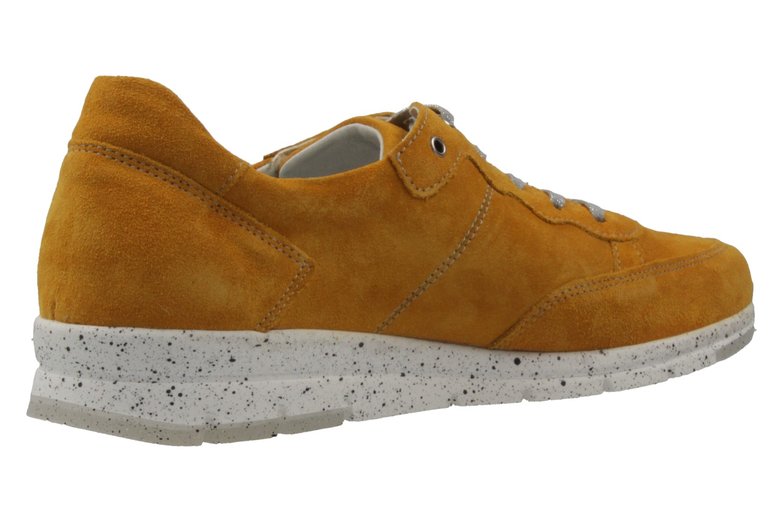 ROMIKA - Damen Halbschuhe - Tabea 18 - Gelb Schuhe in Übergrößen – Bild 3