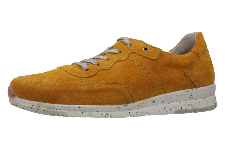 ROMIKA - Damen Halbschuhe - Tabea 18 - Gelb Schuhe in Übergrößen – Bild 1