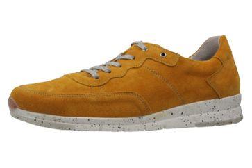 ROMIKA - Damen Halbschuhe - Tabea 18 - Gelb Schuhe in Übergrößen