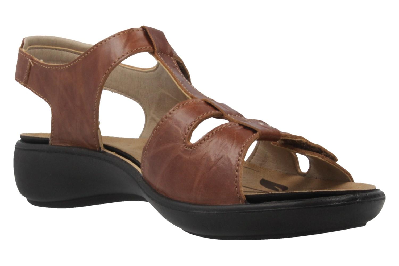 Romika Sandalen in Übergrößen Braun 16076 24 320 große Damenschuhe – Bild 5
