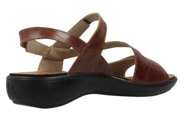 Romika Ibiza 70 Sandalen in Übergrößen Braun 16070 24 320 große Damenschuhe – Bild 3
