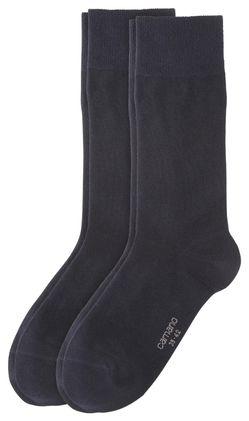 camano Socken in Übergrößen Blau 4600 04 große Unisexschuhe – Bild 1