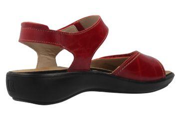 ROMIKA - Damen Sandalen - Ibiza 73 - Rot Schuhe in Übergrößen – Bild 3