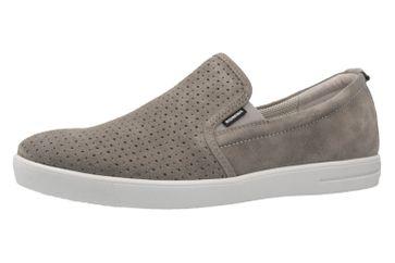 ROMIKA - Damen Slipper - Nadine 12 - Grau Schuhe in Übergrößen – Bild 1